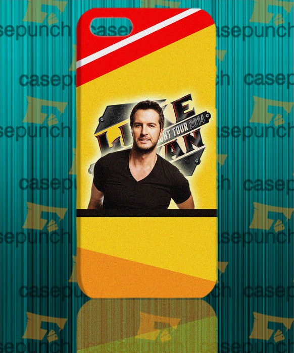 Mz2-luke Bryan That's My Kind Of Night Tour 2015 For Iphone 6 6 Plus 5 5s Galaxy S5 S5 Mini S4 & Other Smartphone Hard Back Case Cover
