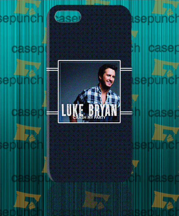 Mz4-luke Bryan That's My Kind Of Night Tour 2015 For Iphone 6 6 Plus 5 5s Galaxy S5 S5 Mini S4 & Other Smartphone Hard Back Case Cover