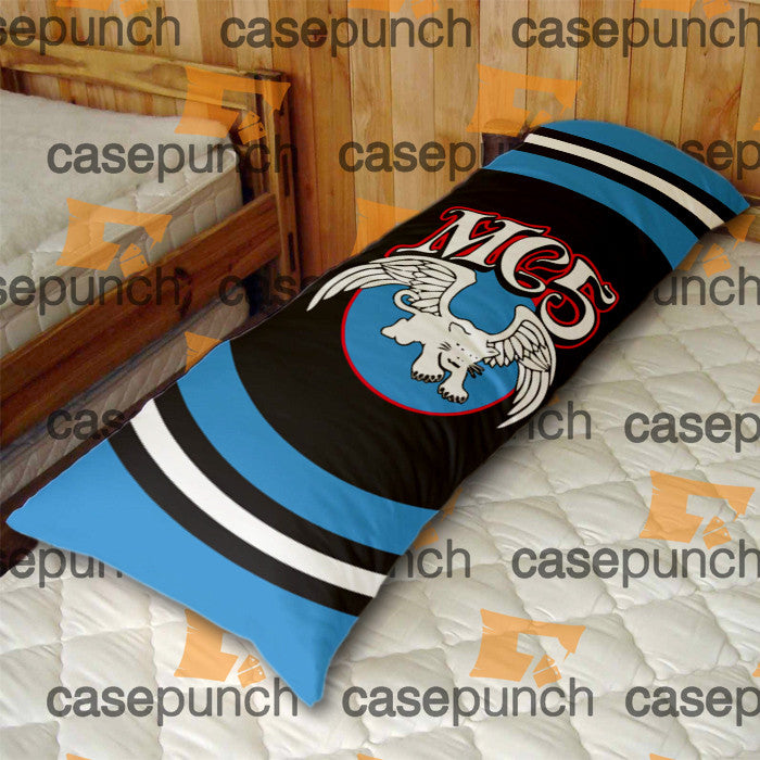 An1-mc5 American Rock Band Logo Body Pillow Case