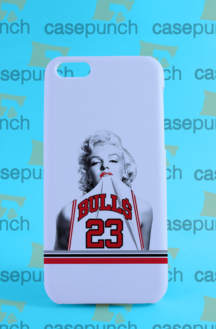 Mz1-marilyn Monroe Michael Jordan For Iphone 6 6 Plus 5 5s Galaxy S6 S5 S5 Mini S4 & Other Smartphone Hard Back Case Cover