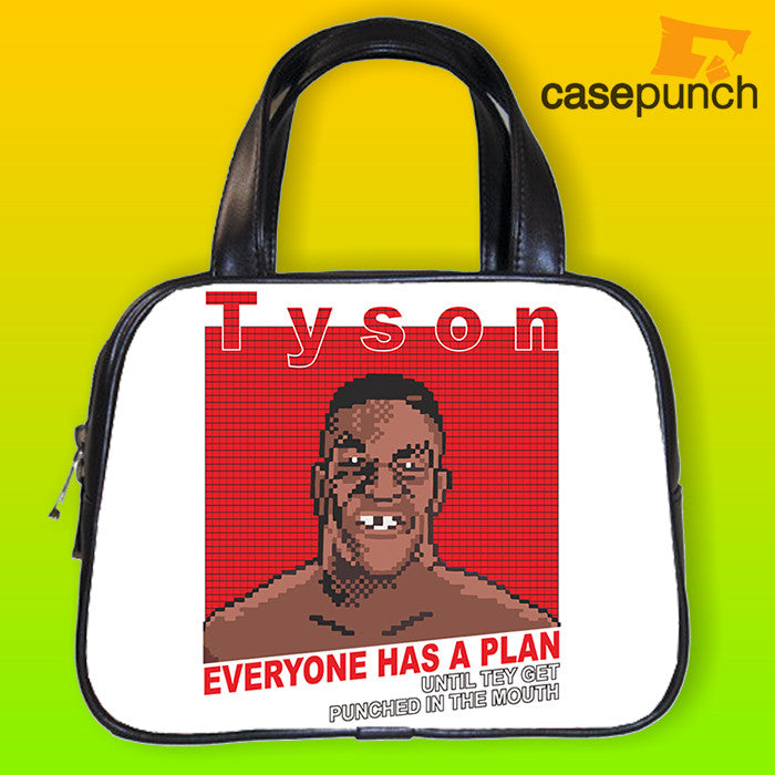 An1-mike Tyson Punchout Video Game Handbag Purse Woman Bag Classic