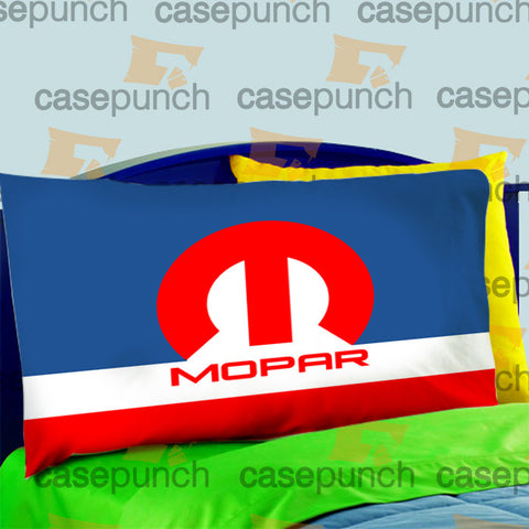 Mz6-mopar Automobiles Logo Pillow Case For Bed Bedding