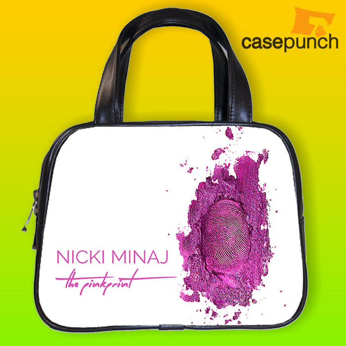 An1-nicki Minaj The Pinkprint Tour 2015 Handbag Purse Woman Bag Classic