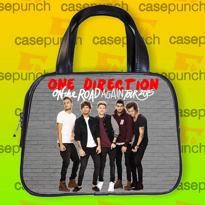 An1-one Direction On The Road Again Tour 2015 Handbag Purse Woman Bag Classic