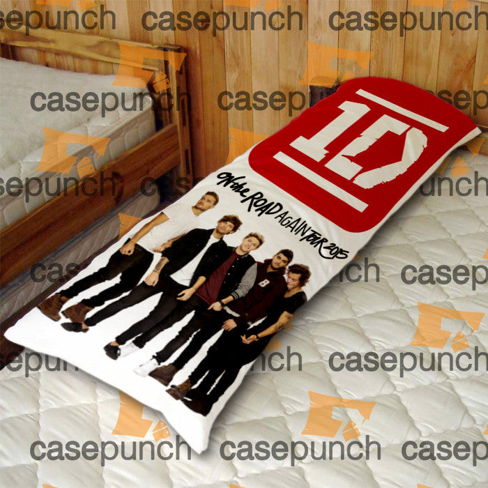 An2-one Direction On The Road Again Tour 2015 Body Pillow Case