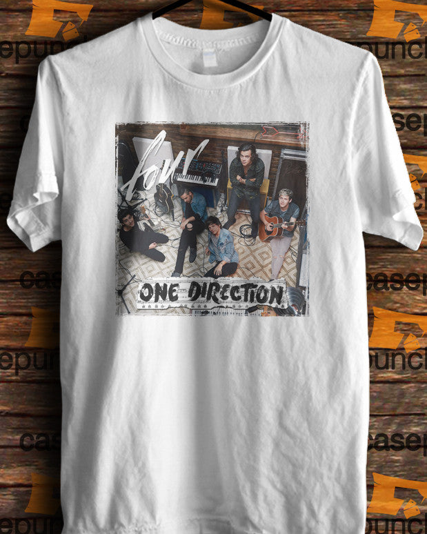 Sr3-one Direction On The Road Again Tour 2015 (longsleeve Crop Top Tank Top & Hoodie Available)