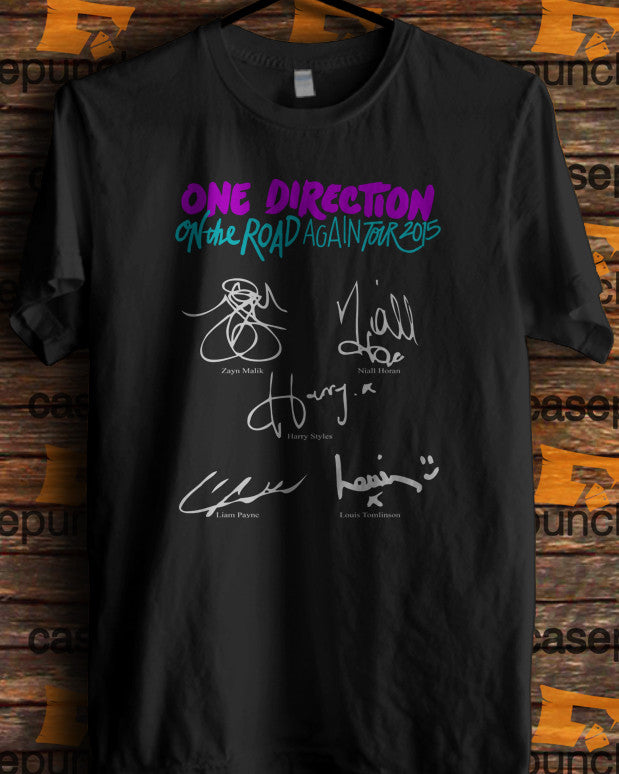 Sr5-one Direction On The Road Again Tour 2015 (longsleeve Crop Top Tank Top & Hoodie Available)