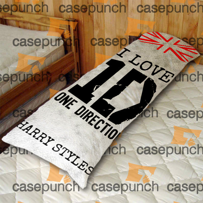 An5-one Direction On The Road Again Tour 2015 Body Pillow Case