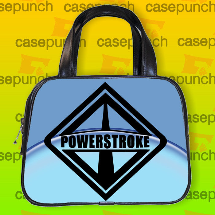 An5-powerstroke Ford Truck Logo Handbag Purse Woman Bag Classic