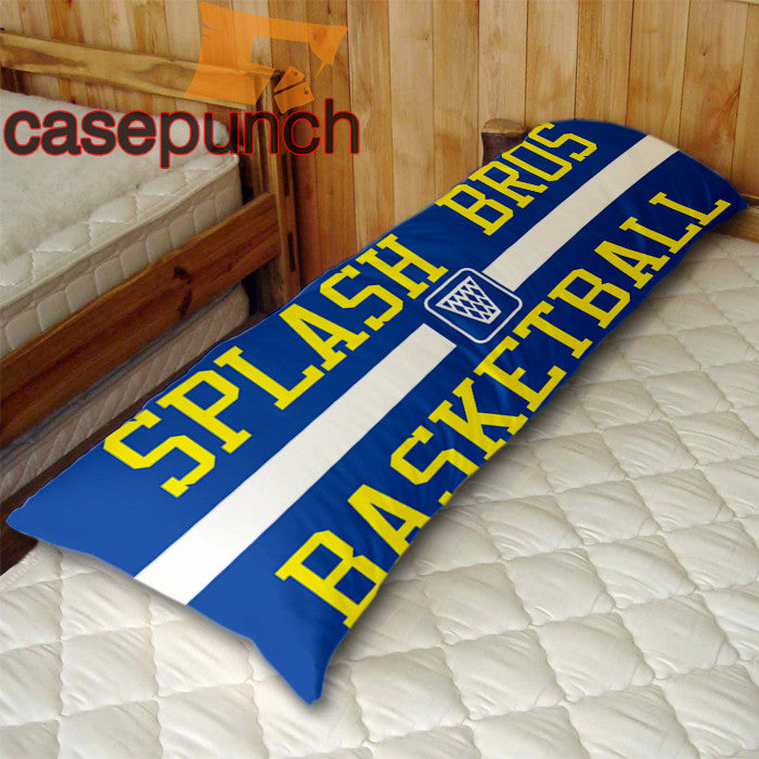 An1-splash Brothers Golden State Warriors Body Pillow Case