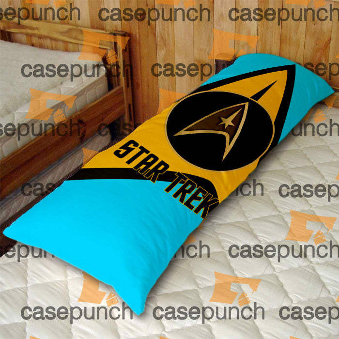 An1-star Trek Logo Body Pillow Case
