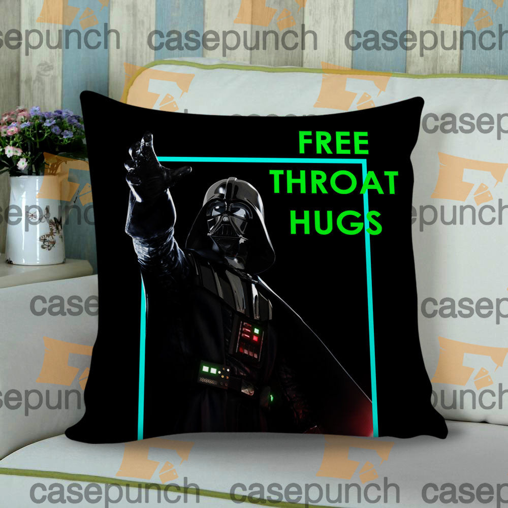 Sr3-star Wars Free Throat Hugs Throw Pillow Cushion Case