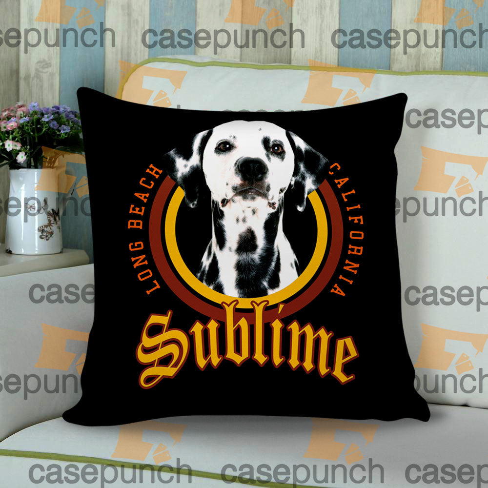 dc430789b2e95d Sr1-sublime Lou Dog Reggae Cushion Pillow Case