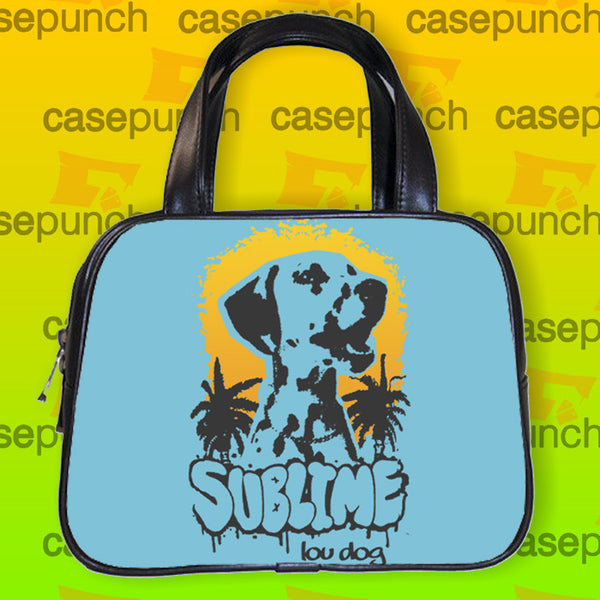 f6897c8808732f An1-sublime Lou Dog Reggae Handbag Purse Woman Bag Classic