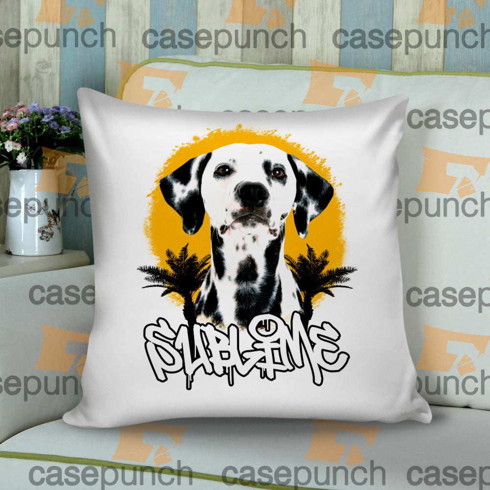 ba0659491a8281 Sr4-sublime Lou Dog Reggae Cushion Pillow Case