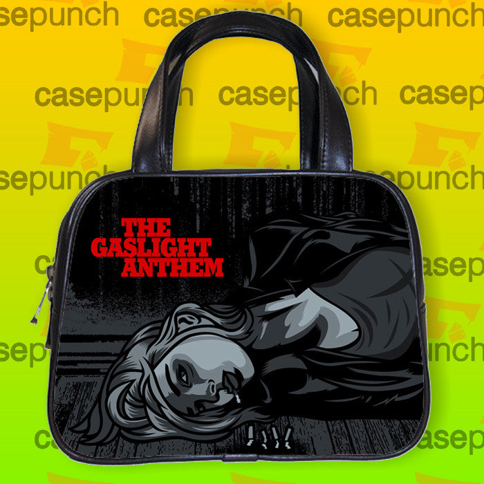 An1-the Gaslight Anthem Rock Band Handbag Purse Woman Bag Classic