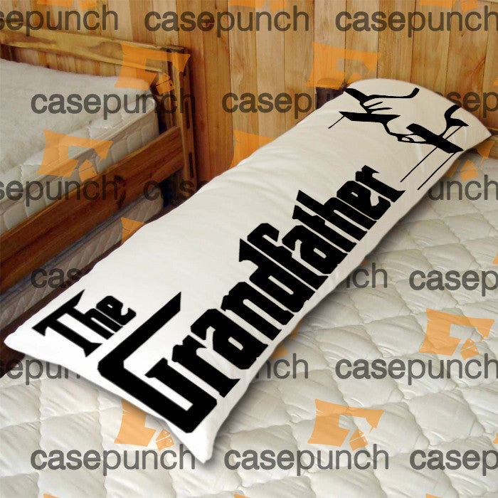 An3-the Grandfather Funny Mafia Body Pillow Case