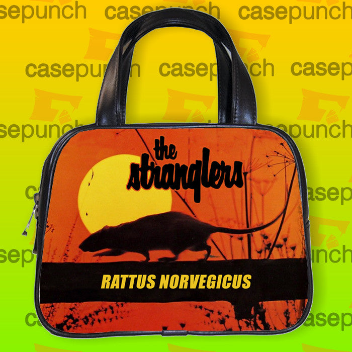 An1-the Stranglers Rattus Handbag Purse Woman Bag Classic
