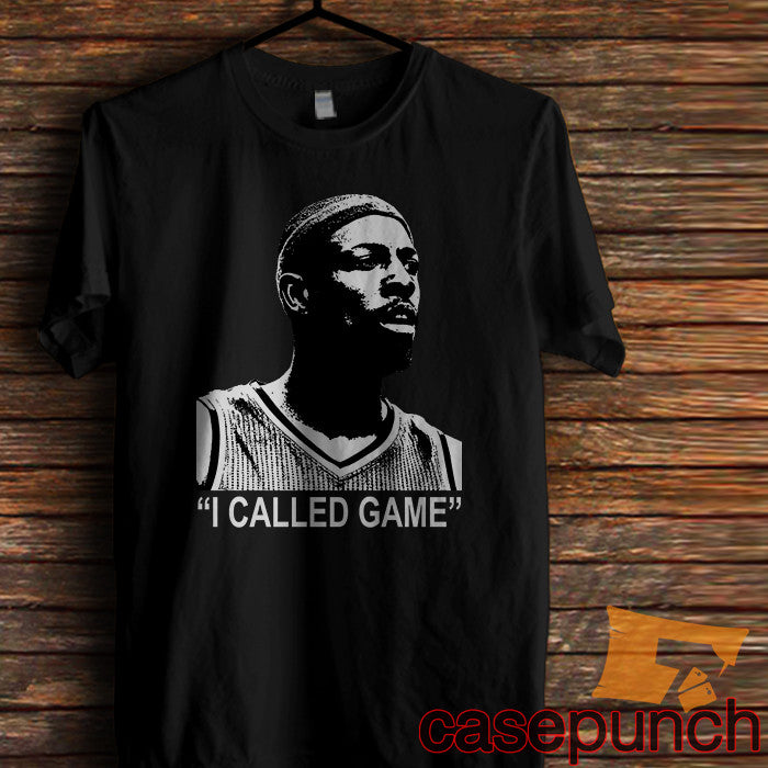 wholesale dealer 0ad6c 233a2 Sr1-paul Pierce I Called Game T-shirt (longsleeve Crop Top Tank Top &  Hoodie Available)
