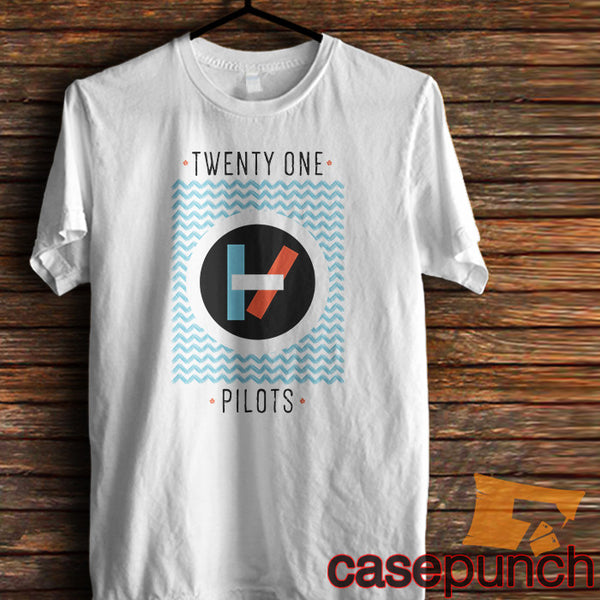 Sr8-twenty One Pilots Band Album Cover T-shirt (longsleeve Crop Top Tank Top & Hoodie Available)