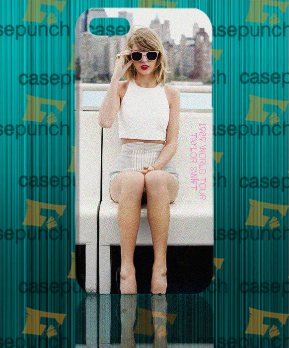 TAYLOR SWIFT THE 1989 WORLD TOUR iphone case
