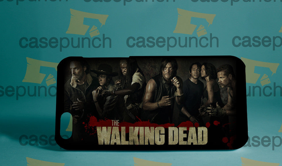 who will die in the walking dead s season 6 iphone case