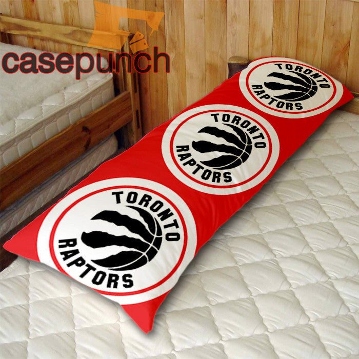 An1-toronto Raptors Ovo Logo Body Pillow Case