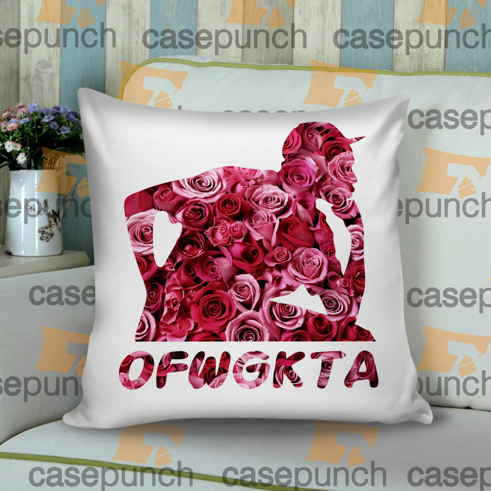 0da30432b31c Sr1-tyler The Creator Ofwgkta Flowers Cushion Pillow Case