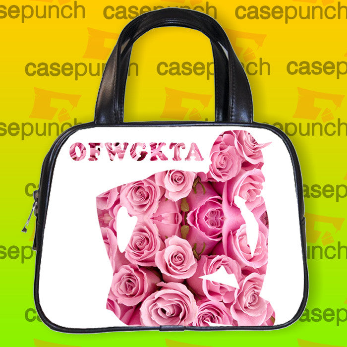 An1-tyler The Creator Ofwgkta Flowers Handbag Purse Woman Bag Classic