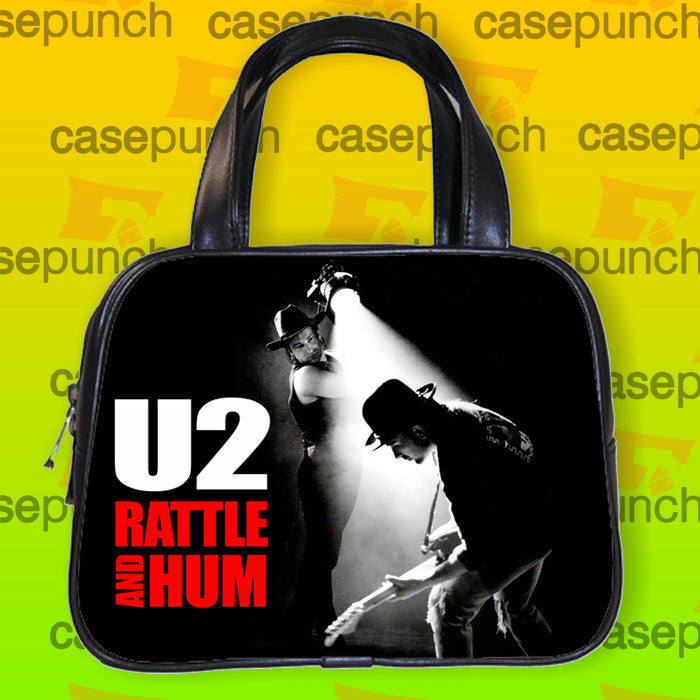 An1-u2 Rattle And Hum Tour Handbag Purse Woman Bag Classic