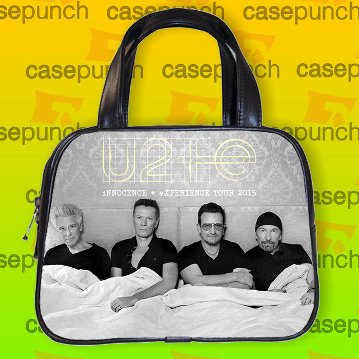 An1-u2 Innocence Experience Tour 2015 Handbag Purse Woman Bag Classic