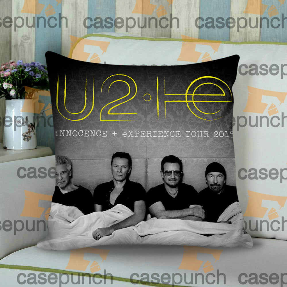 Sr3-u2 Innocence Experience Tour 2015 Cushion Pillow Case