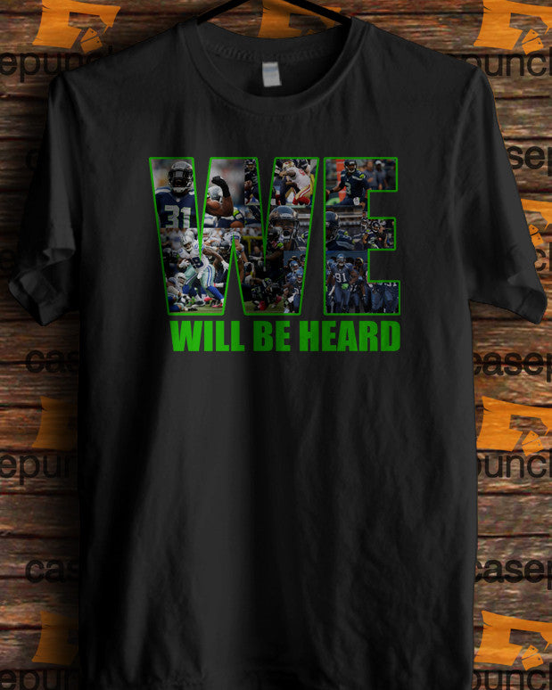 Sr6-we Are The 12th Man Seattle Seahawks (longsleeve Crop Top Tank Top & Hoodie Available)