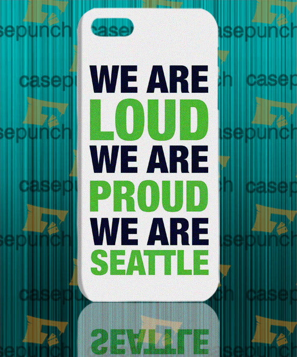 Mz5-we Are The 12th Man Seattle Seahawks For Iphone 6 6 Plus 5 5s Galaxy S5 S5 Mini S4 & Other Smartphone Hard Back Case Cover