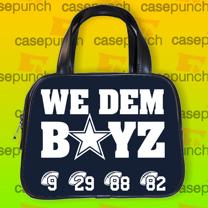An1-we Dem Boys Dallas Cowboys Handbag Purse Woman Bag Classic