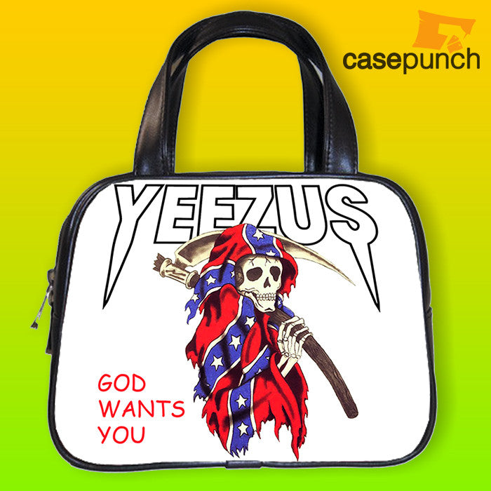 An1-yeezus God Wants You Tour Handbag Purse Woman Bag Classic