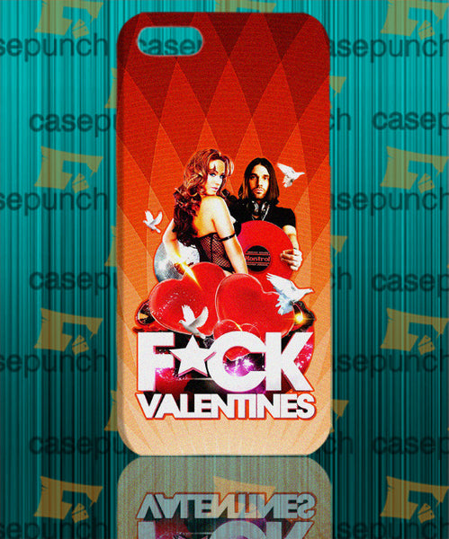 Mz1-anti Valentine Valentine's Day For Iphone 6 6 Plus 5 5s Galaxy S5 S5 Mini S4 & Other Smartphone Hard Back Case Cover