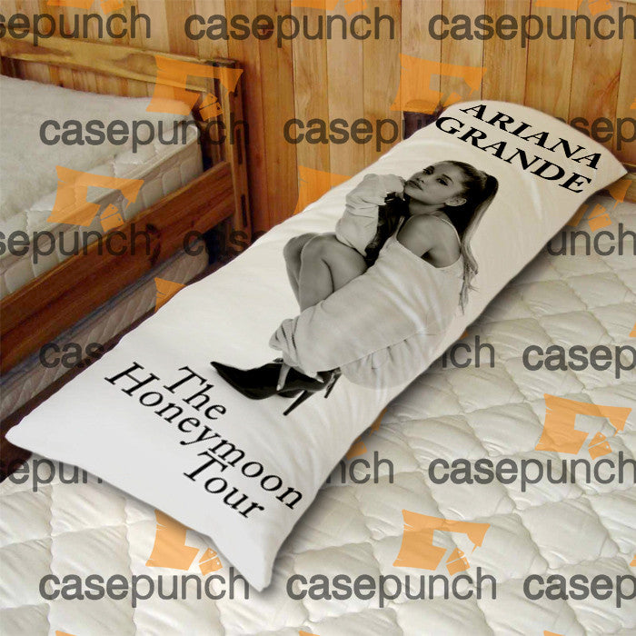 An1-ariana Grande The Honeymoon Tour Body Pillow Case