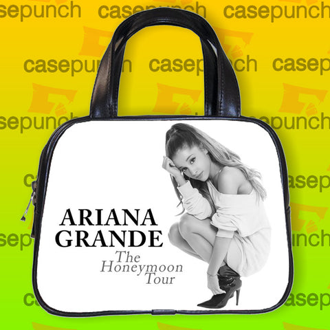 An1-ariana Grande The Honeymoon Tour Handbag Purse Woman Bag Classic