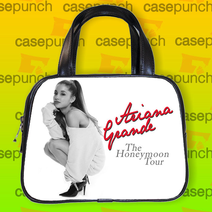 An2-ariana Grande The Honeymoon Tour Handbag Purse Woman Bag Classic