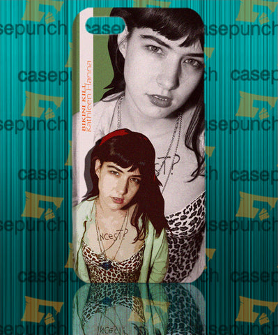 Mz1-bikini Kill Kathleen Hanna Riot Girl For Iphone 6 6 Plus 5 5s Galaxy S5 S5 Mini S4 & Other Smartphone Hard Back Case Cover