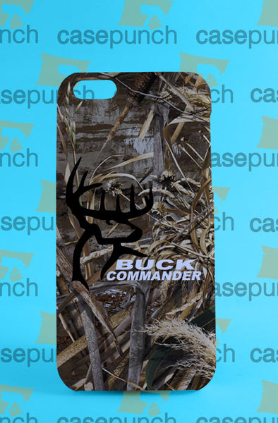 Mz1-buck Commander Hunting For Iphone 6 6 Plus 5 5s Galaxy S5 S5 Mini S4 & Other Smartphone Hard Back Case Cover