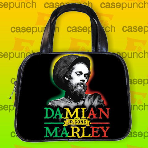 An1-damian Marley Jr Gong Jamaican Reggae  Handbag Purse Woman Bag Classic