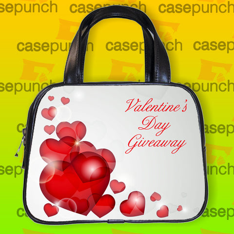 An1-heart For Valentine's Day Gift Handbag Purse Woman Bag Classic