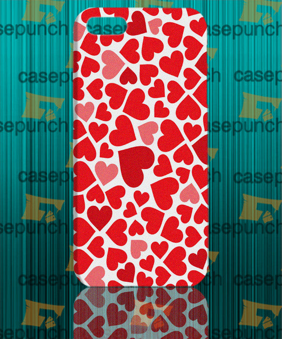 Mz5-heart For Valentine's Day Gift For Iphone 6 6 Plus 5 5s Galaxy S5 S5 Mini S4 & Other Smartphone Hard Back Case Cover