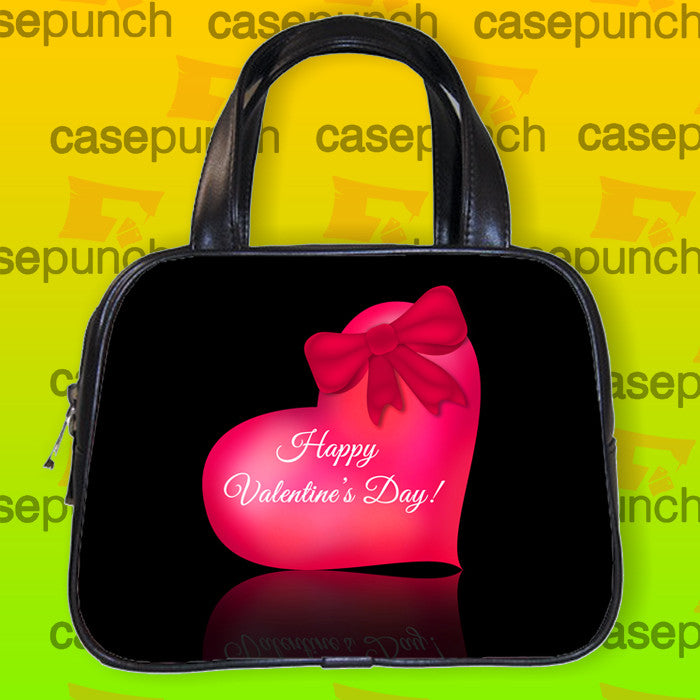 An10-heart For Valentine's Day Gift Handbag Purse Woman Bag Classic