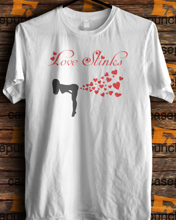 Sr3-love Stinks Funny Valentine's Day (longsleeve Crop Top Tank Top & Hoodie Available)