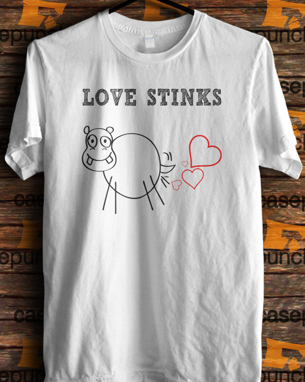 Sr9-love Stinks Funny Valentine's Day (longsleeve Crop Top Tank Top & Hoodie Available)