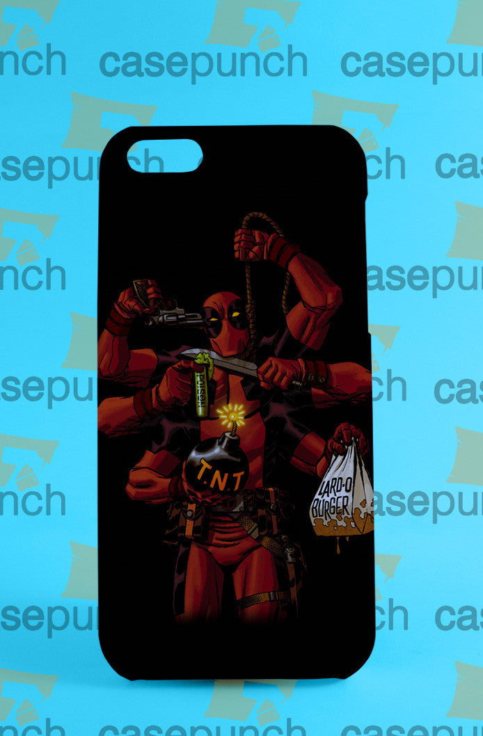 Mz4-marvel Deadpool I Have Issues For Iphone 6 6 Plus 5 5s Galaxy S5 S5 Mini S4 & Other Smartphone Hard Back Case Cover