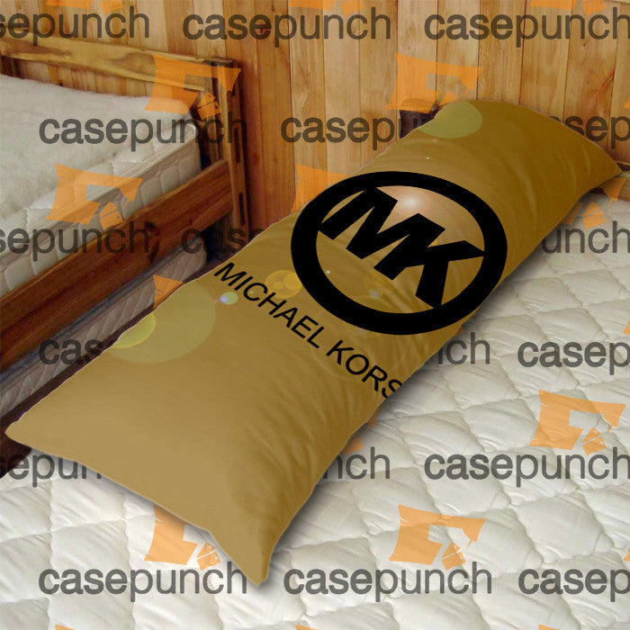 An3-michael Kors Mk Logo Body Pillow Case